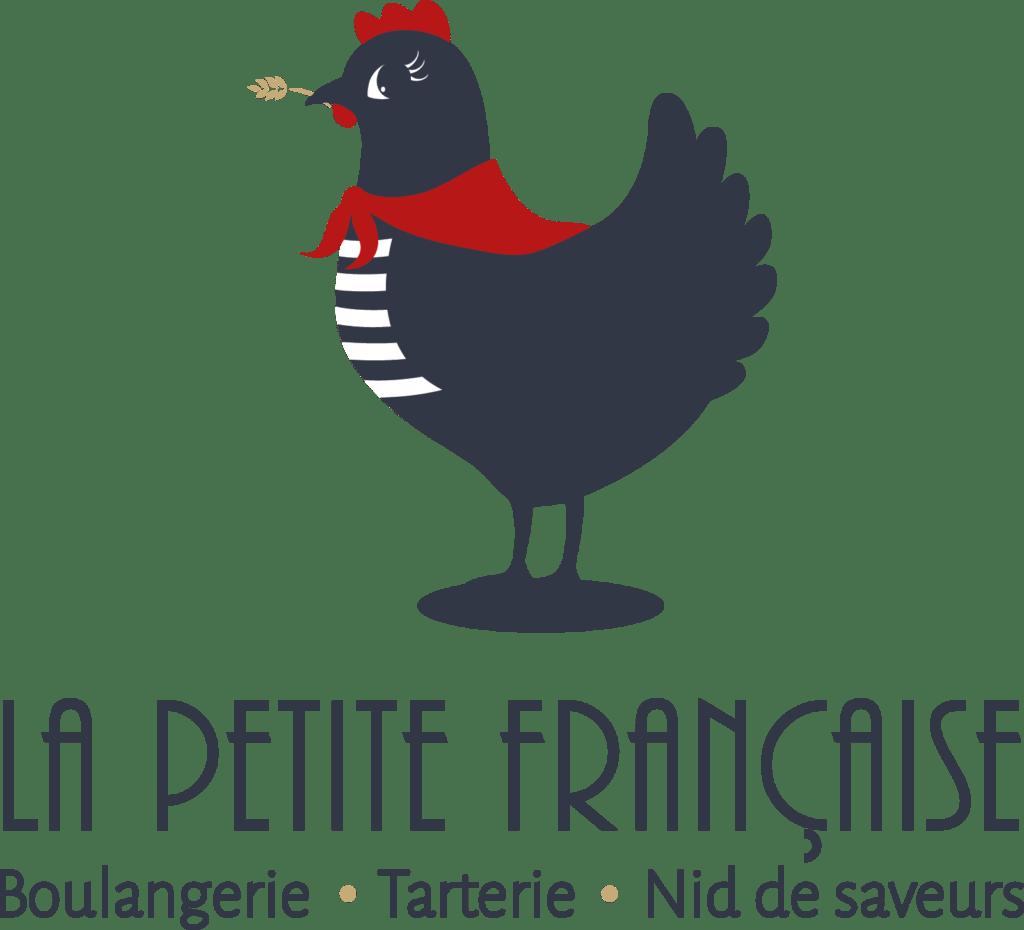Logo boulangerie la Petite Française GlobeWorker communication boulangers Moulin Maury