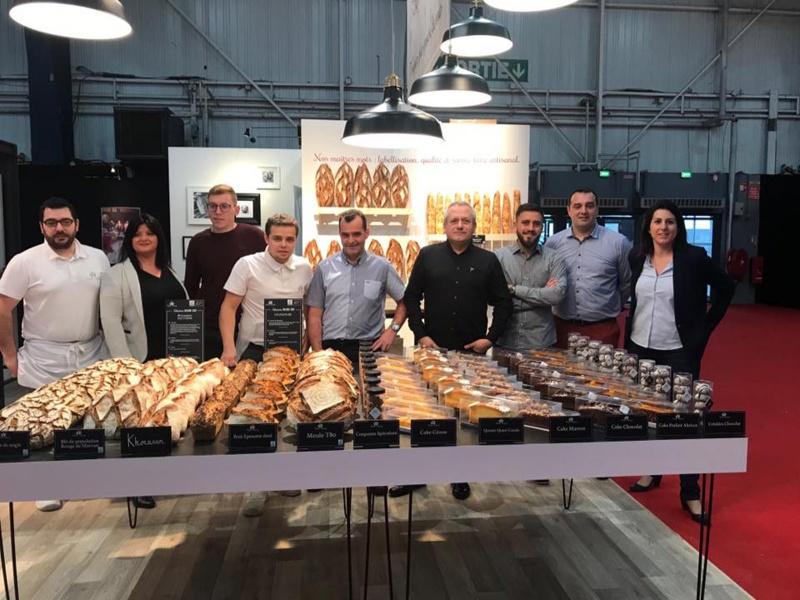 moulin maury salon smhart 2018 pain baguette boulanger équipe moulin